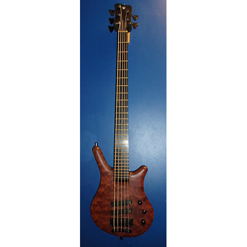 Warwick MASTERBUILT THUMB BASS NT Electric Bass Guitar
