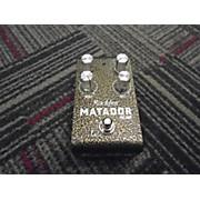 Rockbox MATADOR PRE-AMP Effect Pedal