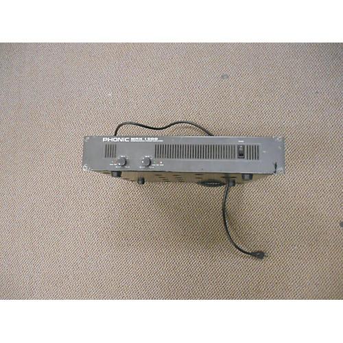 Phonic MAX 1000 Power Amp