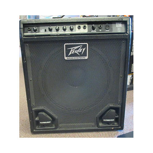 used peavey max 115 bass combo amp guitar center. Black Bedroom Furniture Sets. Home Design Ideas