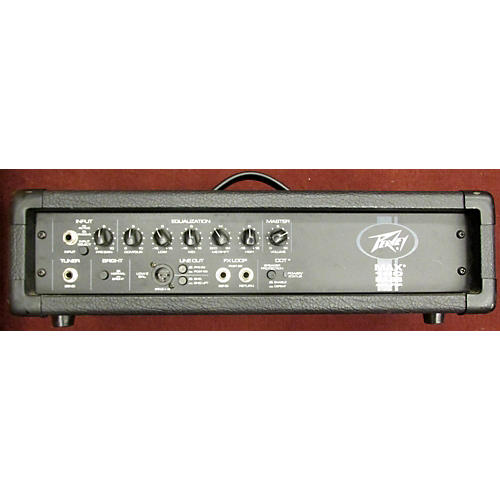 Peavey MAX 160 BASS HEAD Bass Amp Head-thumbnail
