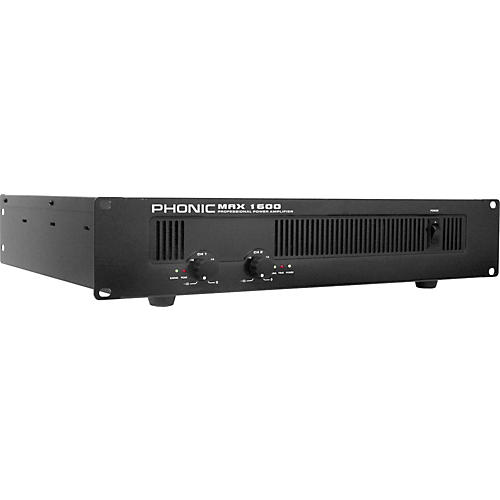Phonic MAX 1600 Power Amplifier