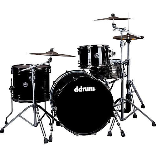 ddrum max series 3 piece maple alder drum set guitar center. Black Bedroom Furniture Sets. Home Design Ideas