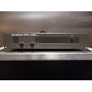 Phonic MAX1600 Power Amp