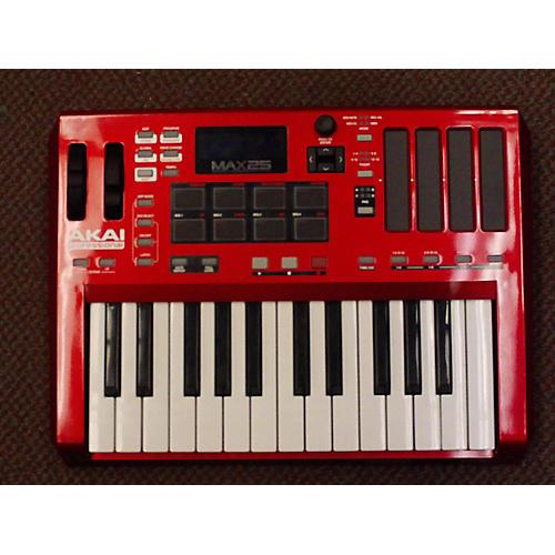 Akai Professional MAX25 25 Key MIDI Controller-thumbnail