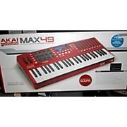 Akai Professional MAX49 49 Key MIDI Controller