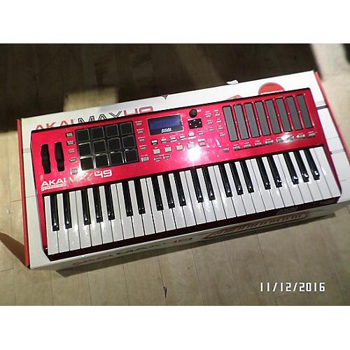 Akai Professional MAX49 49 Key MIDI Controller-thumbnail