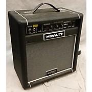 Hiwatt MAXWATT B15 8 Guitar Combo Amp
