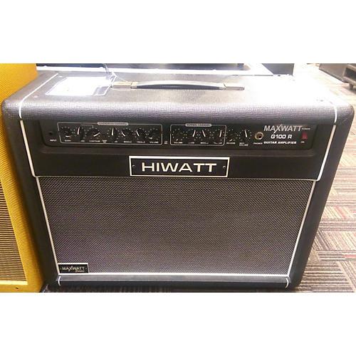 Hiwatt MAXWATT G100R Guitar Combo Amp