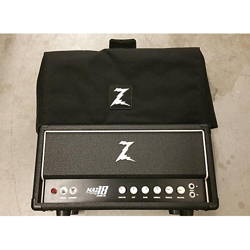 Dr Z MAZ-18 Tube Guitar Amp Head-thumbnail
