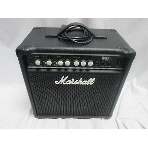 used marshall mb b15 bass combo amp guitar center. Black Bedroom Furniture Sets. Home Design Ideas