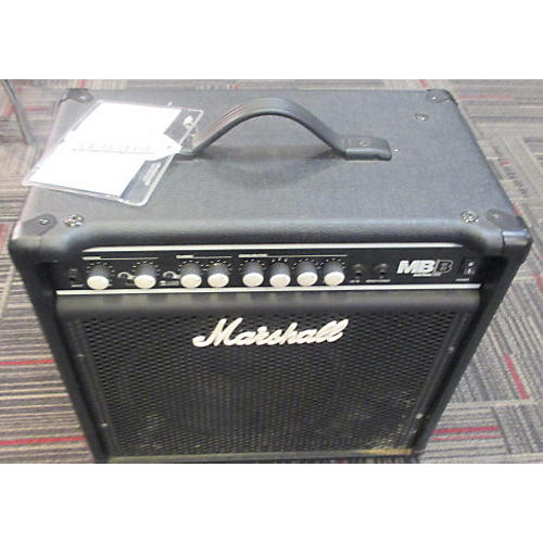 used marshall mb b30 bass combo amp guitar center. Black Bedroom Furniture Sets. Home Design Ideas