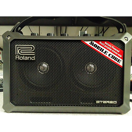 Roland MB-Cube Battery Powered Amp-thumbnail