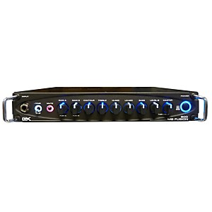Gallien-Krueger MB Fusion 800 Watt Hybrid Bass Amp Head