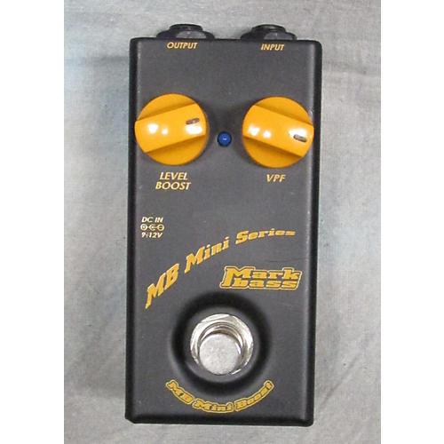 Markbass MB MINI BOOST Bass Effect Pedal