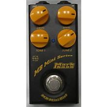 Markbass MB Mini Distortion Bass Effect Pedal