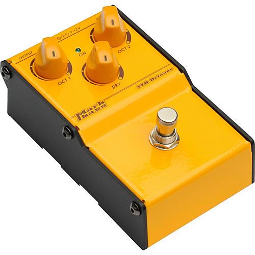 Markbass MB Octaver Analog Bass Effects Pedal
