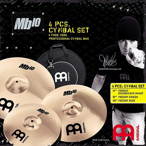 Meinl MB10 Cymbal Set-thumbnail