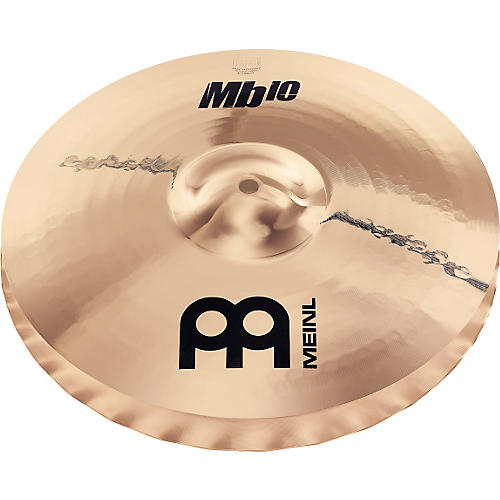 Meinl MB10 Heavy Soundwave Hi-hat Cymbal Pair 14 In
