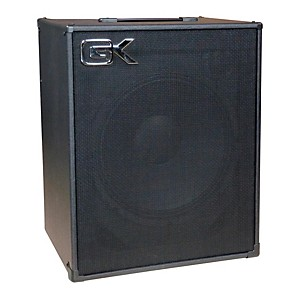 Gallien-Krueger MB115 1x15 200 Watt Ultralight Bass Combo Amp with Tolex Coveri... by Gallien Krueger