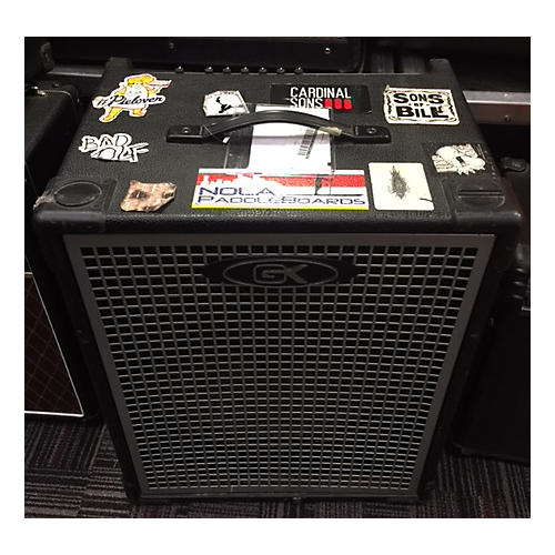 used gallien krueger mb115 bass combo amp guitar center. Black Bedroom Furniture Sets. Home Design Ideas
