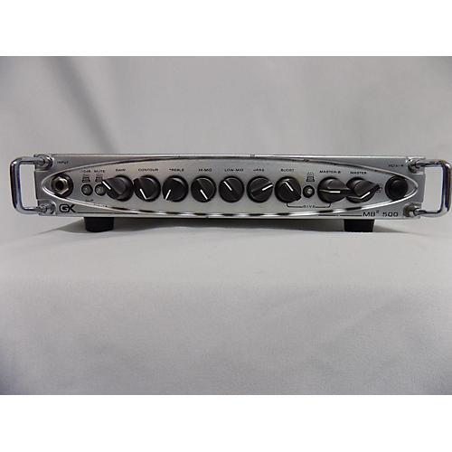 Gallien-Krueger MB2-500 Ultra Light 500W Bass Amp Head-thumbnail