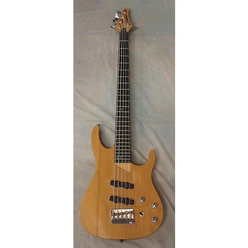 Washburn MB5 Electric Bass Guitar Natural