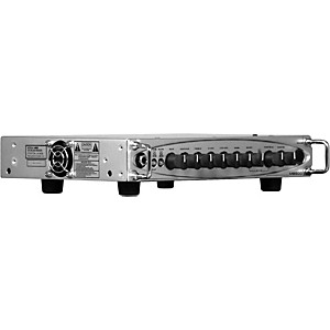 Gallien-Krueger MB500 500 Watt Ultra Light Bass Amp Head