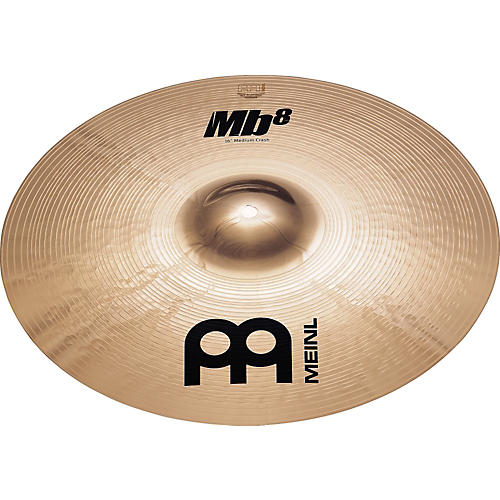 Meinl MB8 Medium Crash Cymbal 16 in.