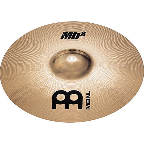 Meinl MB8 Medium Ride Cymbal-thumbnail