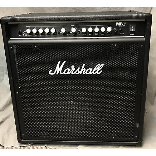 used marshall mbb150 bass combo amp guitar center. Black Bedroom Furniture Sets. Home Design Ideas