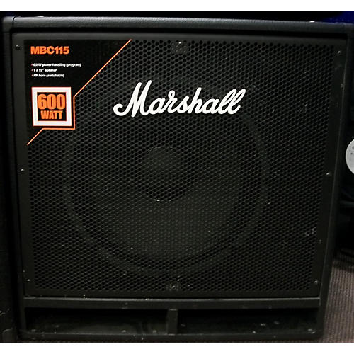 Marshall MBC115 Bass Cabinet-thumbnail