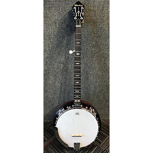 Mitchell MBJ200 5 String Banjo Natural