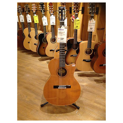 Bedell MBN-24CE Classical Acoustic Guitar-thumbnail