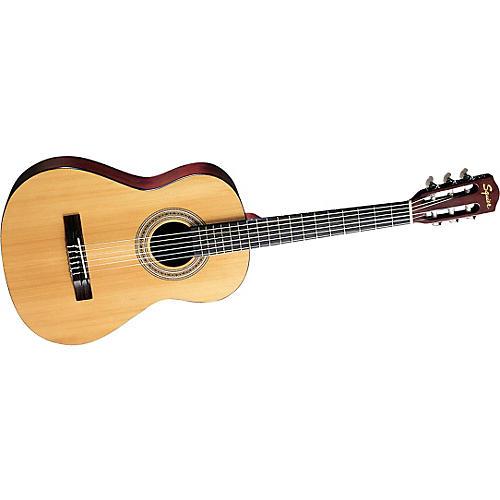 Squier MC-1 3/4 Nylon String Acoustic Guitar-thumbnail