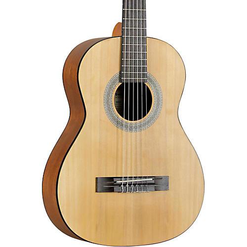Fender MC-1 Parlor 3/4 Size Classical Guitar-thumbnail