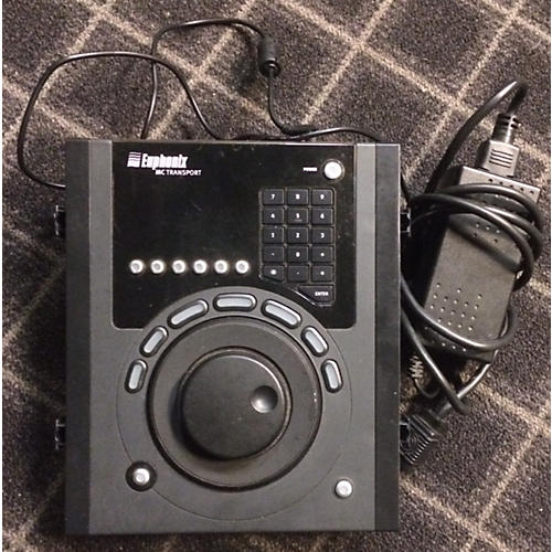 Euphonix MC Transport Compact Media Control Surface