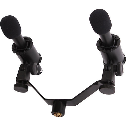 Fostex MC10ST Electret Condenser Microphones Pair