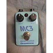 Guyatone MC3 Micro Chorus Effect Pedal