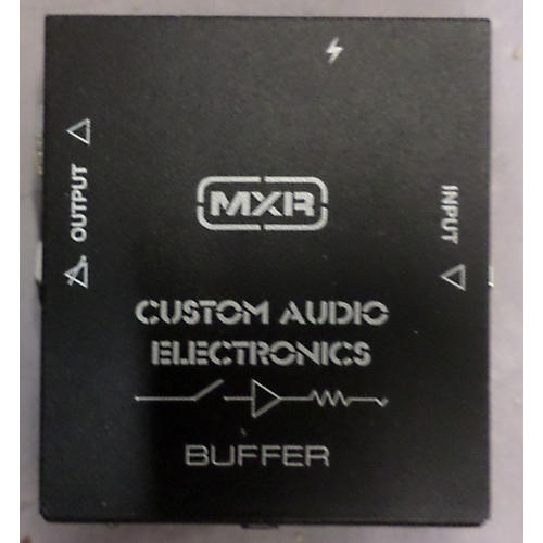 MXR MC406 CAE BUFFER Pedal
