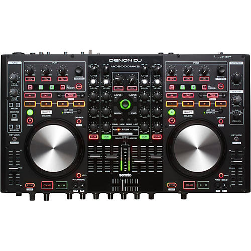 Denon MC6000Mk2 Professional Digital Mixer & Controller