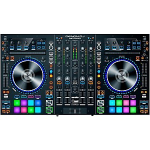 Denon MC7000 4-Channel DJ Controller by Denon