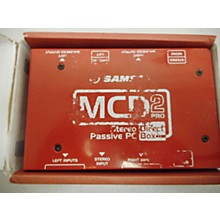 Samson MCD2 Direct Box