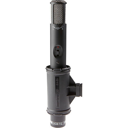 Beyerdynamic MCE 72 CAM Stereo Microphone with Special Video Accessories-thumbnail