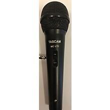 Tascam MCVT1 Dynamic Microphone