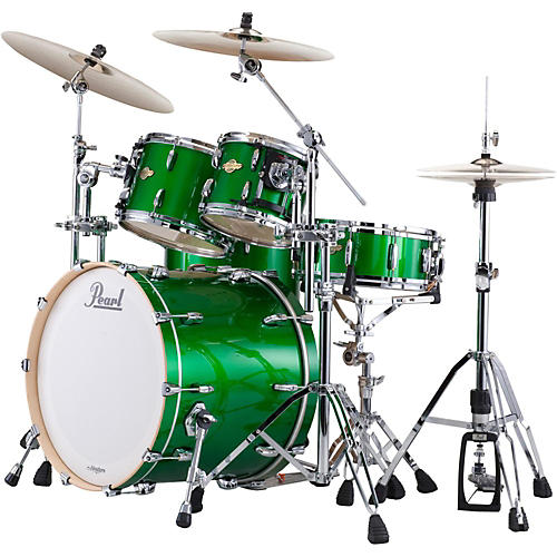 Pearl MCX Masters Series 4-Piece Shell Pack Shamrock Green