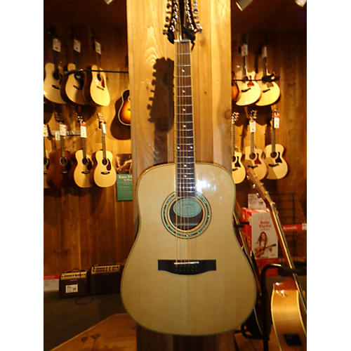 Mitchell MD-100S 12 STRING 12 String Acoustic Electric Guitar-thumbnail