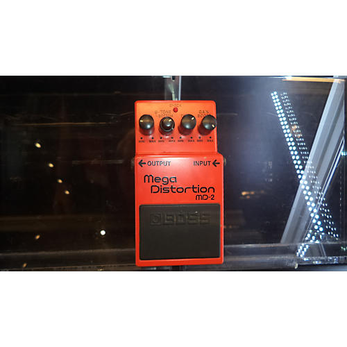 Boss MD-2 Effect Pedal-thumbnail
