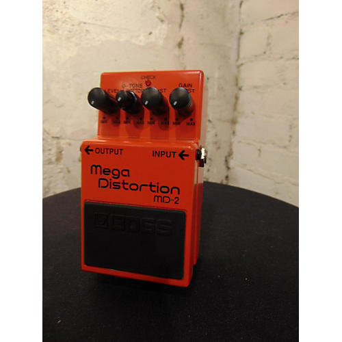 Boss MD-2 Effect Pedal