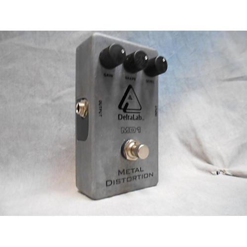 Deltalab MD1 Metal Distortion Effect Pedal-thumbnail